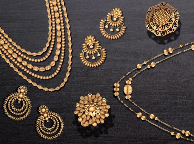 Comprar joias em ouro para revender